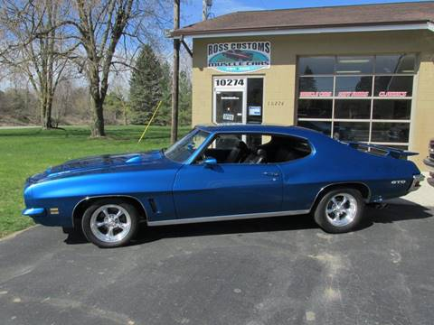 1972 Pontiac Le Mans for sale in Goodrich, MI