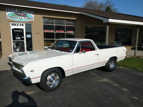 Used Chevrolet El Camino For Sale Carsforsale Com