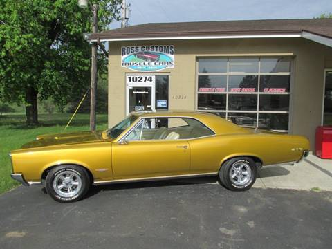 1966 Pontiac Le Mans for sale in Goodrich, MI
