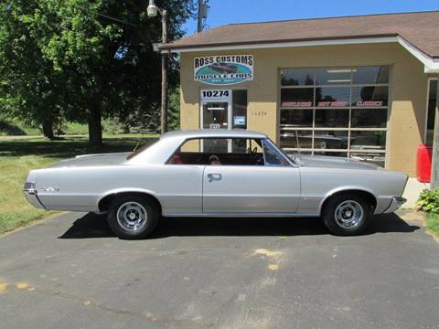 1965 Pontiac Le Mans for sale in Goodrich, MI