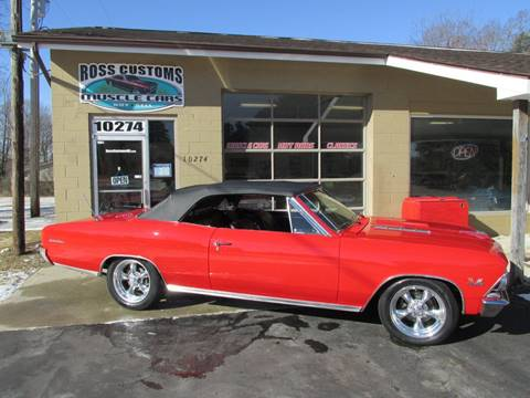 Ross Customs Muscle Cars LLC – Car Dealer in Goodrich, MI
