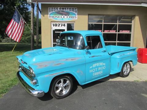 1959 Chevrolet 3100 for sale in Goodrich, MI
