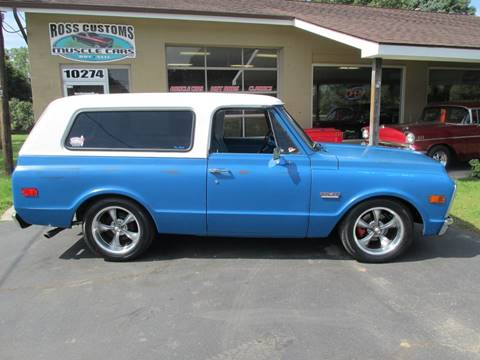 1972 GMC Jimmy for sale in Goodrich, MI