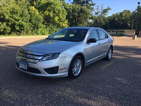 2012 Ford Fusion for sale in North Branch, MN