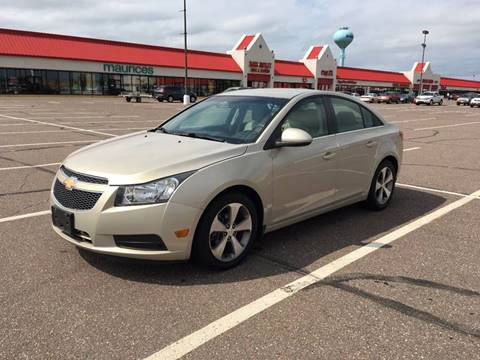 2011 Chevrolet Cruze for sale in North Branch, MN