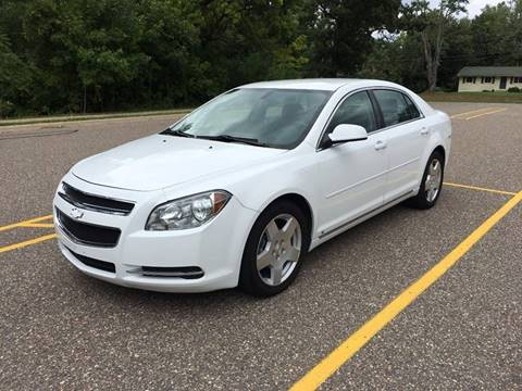 2009 Chevrolet Malibu for sale in North Branch, MN