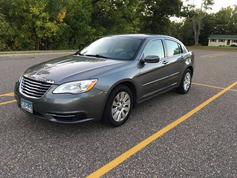 2012 Chrysler 200 for sale in North Branch, MN