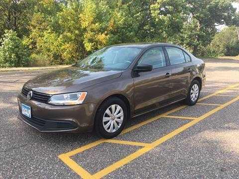 2011 Volkswagen Jetta for sale in North Branch, MN