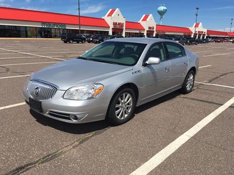 2010 Buick Lucerne for sale in North Branch, MN