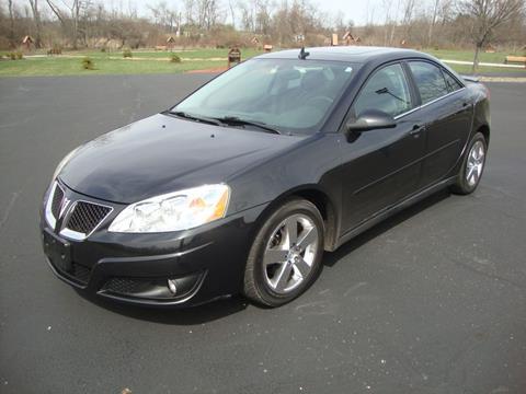 2010 Pontiac G6 for sale in Lexington, OH