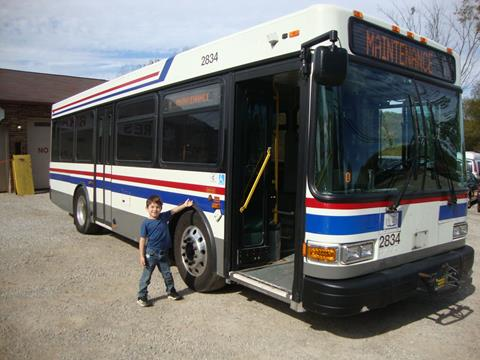 2008 Gillig Low Floor Bus for sale in Lexington, OH