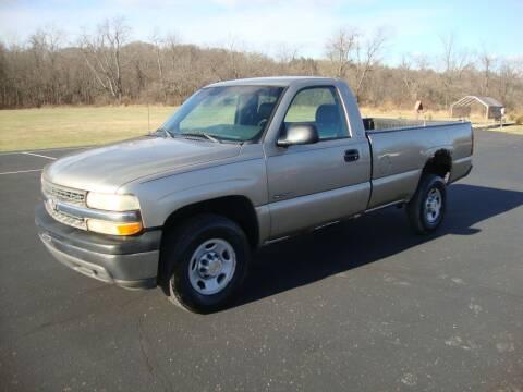 2000 Chevrolet Silverado 2500 for sale in Lexington, OH