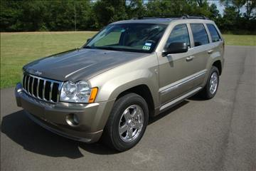 2005 Jeep Grand Cherokee for sale in Lexington, OH