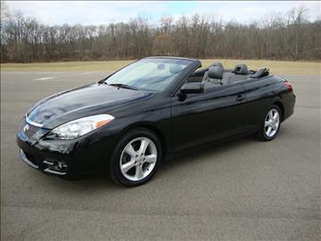 2007 Toyota Camry Solara for sale in Lexington, OH