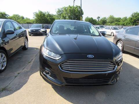 2013 Ford Fusion for sale in Haltom City, TX