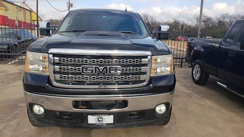 2012 GMC Sierra 2500HD for sale in Haltom City, TX
