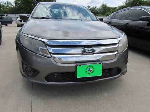 2011 Ford Fusion for sale in Haltom City, TX