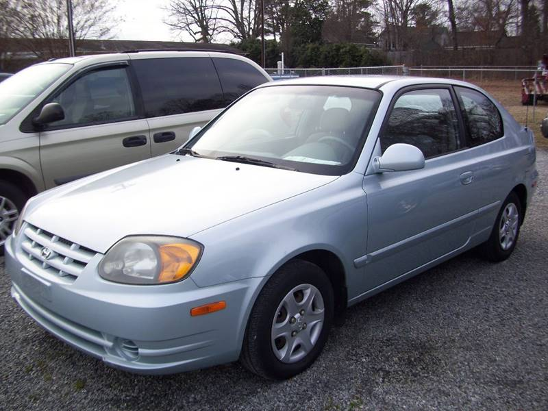 Exceptional 2005 Hyundai Accent For Sale At Hortonu0027s Auto Sales In Rural Hall NC