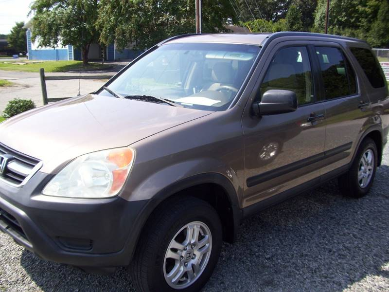 2003 Honda CR V For Sale At Hortonu0027s Auto Sales In Rural Hall NC