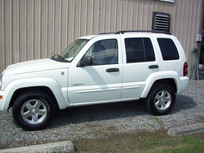2004 Jeep Liberty For Sale At Hortonu0027s Auto Sales In Rural Hall NC