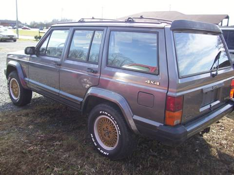 1988 Jeep Cherokee for sale in Rural Hall, NC