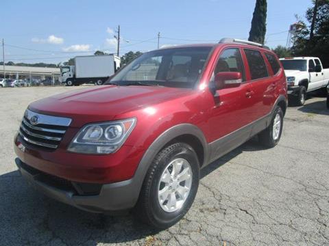 2009 Kia Borrego for sale in Gainesville, GA