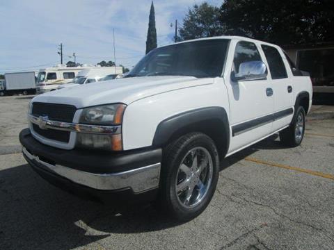 2004 Chevrolet Avalanche for sale in Gainesville, GA