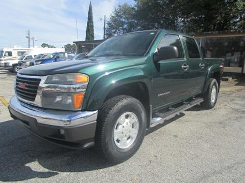 2005 GMC Canyon for sale in Gainesville, GA
