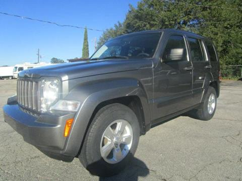 2012 Jeep Liberty for sale in Gainesville, GA