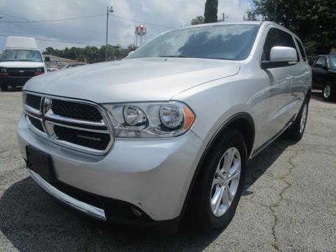 2012 Dodge Durango for sale in Gainesville, GA