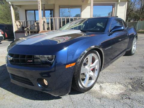 used chevrolet camaro for sale - carsforsale®