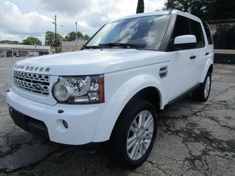 2011 Land Rover LR4 for sale in Gainesville, GA