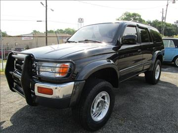 1997 Toyota 4Runner for sale at Lewis Page Auto Brokers in Gainesville GA