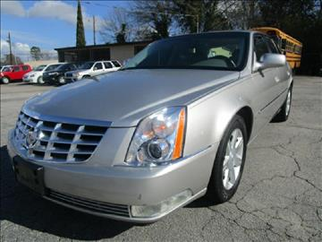 2006 Cadillac DTS for sale in Gainesville, GA