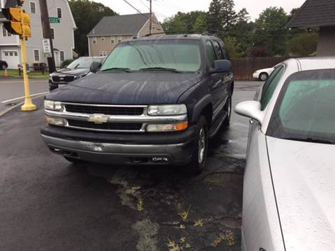 2004 Chevrolet Tahoe for sale in Weymouth MA