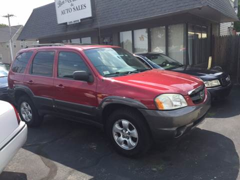 2004 Mazda Tribute for sale in Weymouth, MA