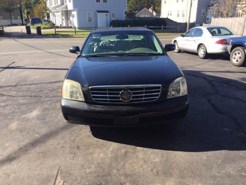 2005 Cadillac DeVille for sale in Weymouth, MA