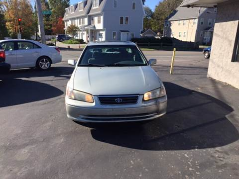 2001 Toyota Camry for sale in Weymouth MA