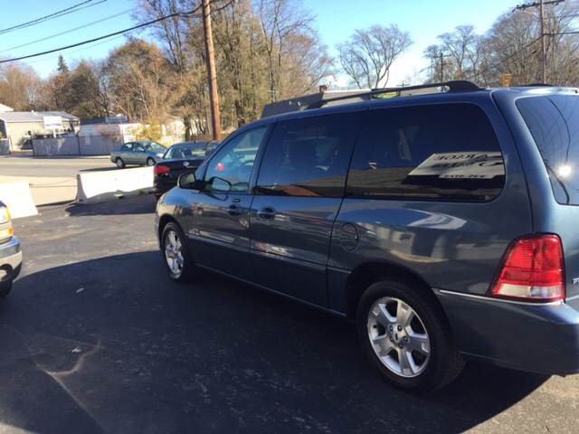 2006 Ford Freestar SEL 4dr Mini Van In Weymouth MA