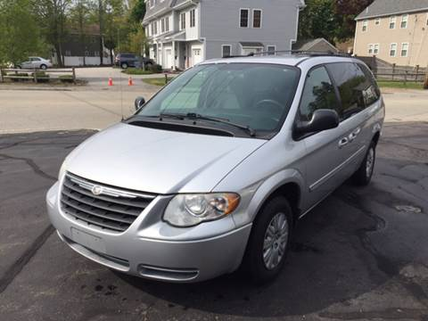 2005 Chrysler Town and Country for sale in Weymouth, MA