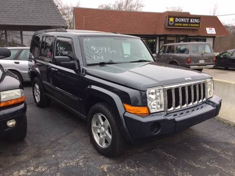 2007 Jeep Commander for sale in Weymouth, MA