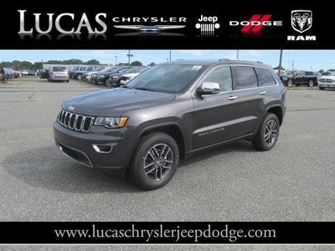 2018 Jeep Grand Cherokee for sale in Lumberton, NJ