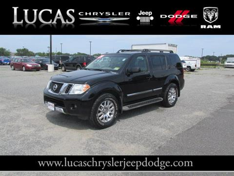 2009 Nissan Pathfinder for sale in Lumberton, NJ
