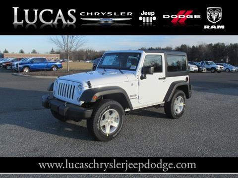 2017 Jeep Wrangler for sale in Lumberton, NJ