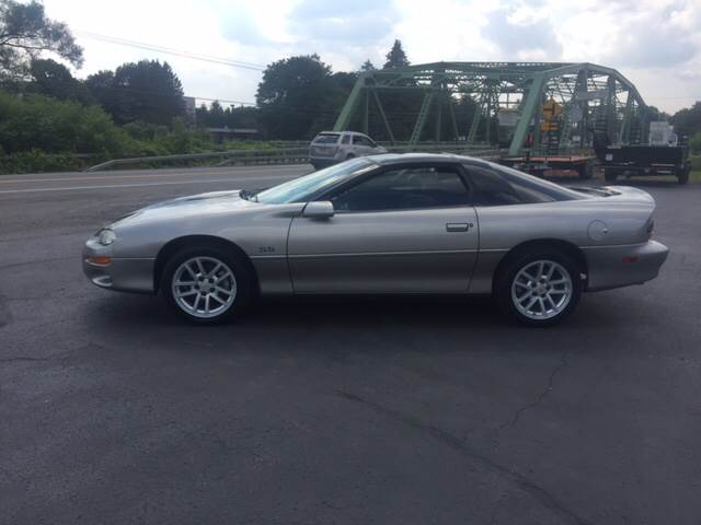 2000 Chevrolet Camaro for sale at WXM Auto in Cortland NY