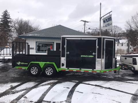 2018 BWise Ultimate Combo for sale at WXM Auto in Cortland NY