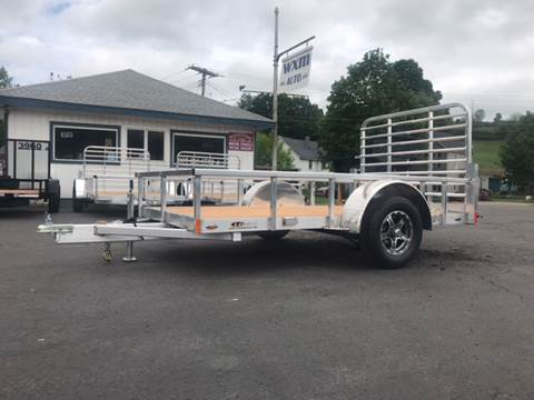 2018 Legend  Aluminum 6x10 Utility  for sale at WXM Auto in Cortland NY