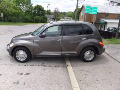2001 Chrysler PT Cruiser for sale in Harrisburg, OH