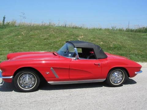 1962 Chevrolet Corvette for sale in Waterloo, NE