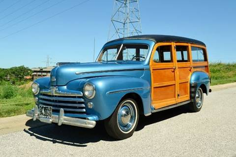 1947 Ford Woody Wagon for sale in Waterloo, NE